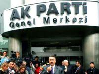 AK Parti Genel Merkezi'ne mermi!