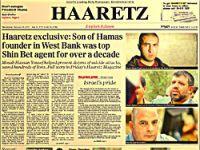 Haaretz: HAMAS liderinin oğlu İsrail'e çalıştı