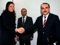 Adalet Bakanı BDP'yi ziyaret etti