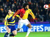 Galatasaray Ankaragücü'ne fark attı