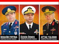 Kuvvet Komutanları Ankara'da