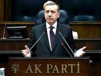 Erdoğan'dan yüksek yargıya cevap!