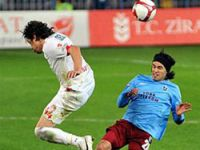 Trabzonspor avantaj yakaladı