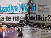 Azadiya Welat kapatıldı, Rojev geliyor