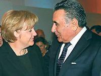 Doğan'ın Merkel'den özel isteği!