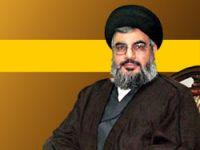 Nasrallah: ABD-İsrail krizi yalan!