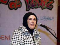 Emine Erdoğan'ın gezisine sert tepki
