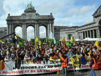Kürtler, Brüksel'den Batı'ya seslendiler