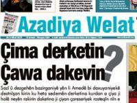 Azadiya Welat çalışanı asılı halde bulundu