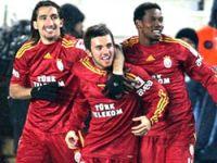 Galatasaray'a Sivas'ta soğuk duş!