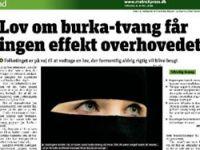 Danimarka'da yeni türban krizi