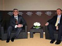Erdoğan ile Sarkisyan biraraya geliyor