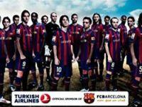 İşte Barça'lı THY reklamı