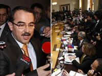Anayasa teklifi Komisyon'dan geçti