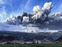 Yanardağ külleri salı günü Türkiye'de