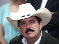 Zelaya'nın uçağı Honduras'a inemedi