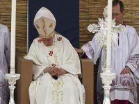 Tecavüz kurbanından Papa'ya dava
