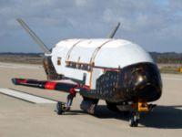 ABD'nin 'sır' aracı uzayda