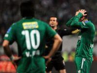 Ali Sami Yen'de son gülen Fener oldu