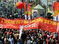 Taksim'deki kutlama olaysız sona erdi