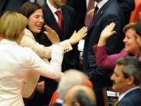 AK Partililer zaferi böyle kutladı