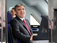 Gül Hızlı Tren İle Eskişehir'e Gitti