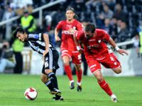 Beşiktaş iki dakikada işi bitirdi: 2-0