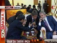 İran'da tarihi imza atıldı