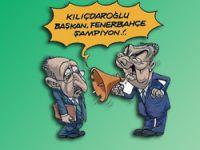 Karikatürlerle Baykal ve Kılıçdaroğlu