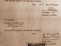 İsrail'i yakacak belge