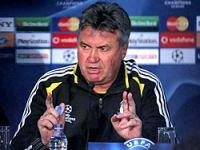 Hiddink'ten UEFA'ya eleştiri