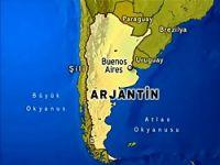 Başbakan'ın Arjantin Gezisi İptal