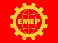 EMEP İsrail'i protesto edecek