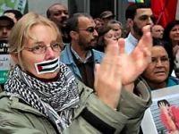 İsrail Brüksel'de protesto edildi
