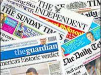 İngiltere basın özetleri