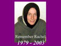 Rachel geri dönüyor