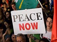 İsrail'de hükümet protesto edildi