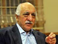 Mardin'de F.Gülen'e tepki gösterisi
