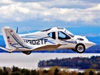 Uçan araba Türkiye'de üretilecek