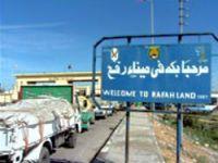 Mısır: Sınır süresiz açık kalacak