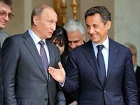 Sarkozy, Putin'i neden tebrik etti?