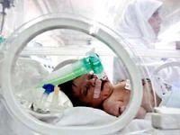 Gazzeli Retaj bebek için umut...