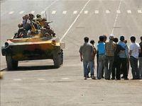 Özbekler çatışmalardan kaçıyor