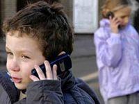 Cep telefonu onlar için zararlı