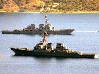 Mısır'dan İran gemilerine izin