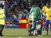 Brezilya'da Elano şoku!