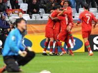 Portekiz K.Kore'ye acımadı: 7-0