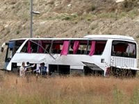 Askeri araçta patlama: 4 ölü