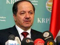 Barzani: Kürt sorunu böyle çözülmez