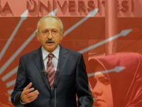 CHP Lideri: Kızlar üniversiteye türbanla girecek!